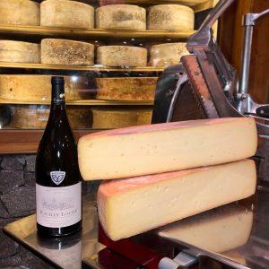 Fromage à raclette Valloire