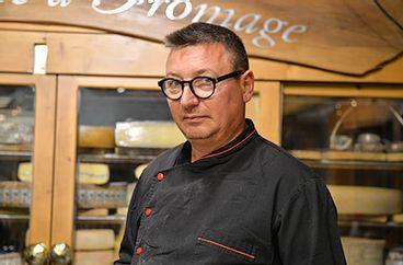 Pascal Clappier La Grotte à Fromage